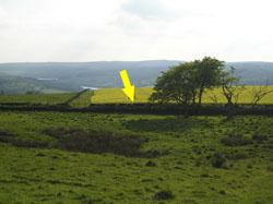 Onesmoor route image