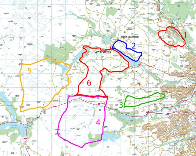 additional walks map