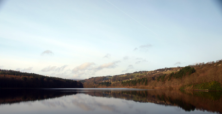 More Hall reservoir